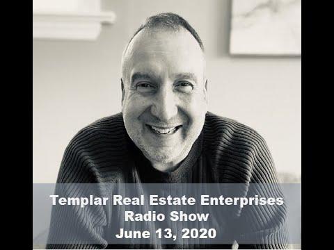 Templar Real Estate Talk Show June 13, 2020
