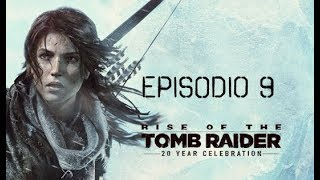 Gameplay-Rise of the Tomb Raider- Episodio 9- Minas Abandonadas- Playstation 4