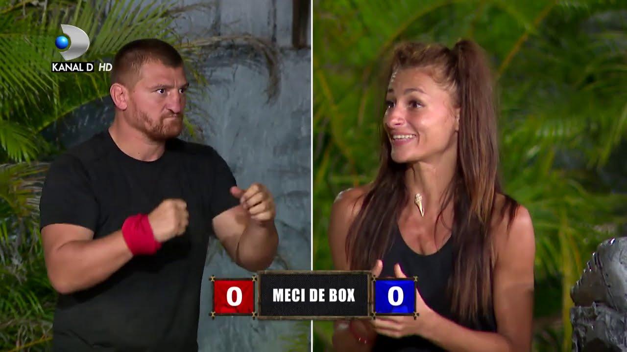 Survivor - CRIZA DE RAS LA MIMA!Cum s-au descurcat echipele si ce reprosuri si-au facut concurentii?