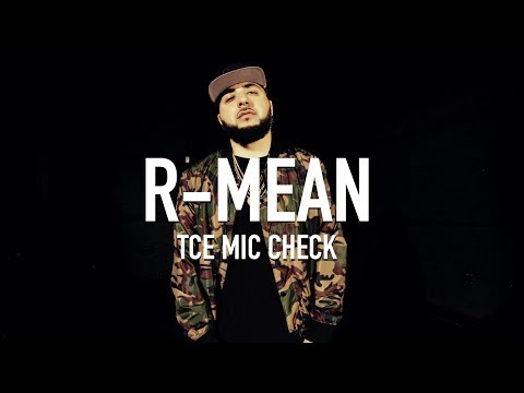 R-Mean - Babylon Puppets ( Prod. By Komplex ) [ TCE Mic Check ]