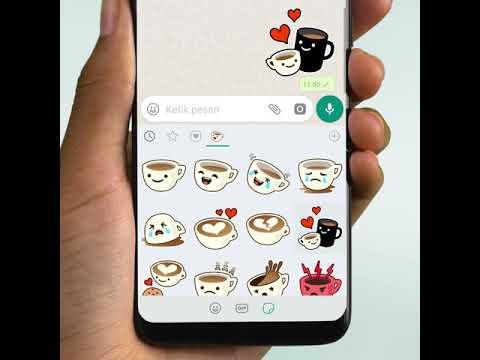 Pusat Bantuan Whatsapp Membuat Stiker Untuk Whatsapp