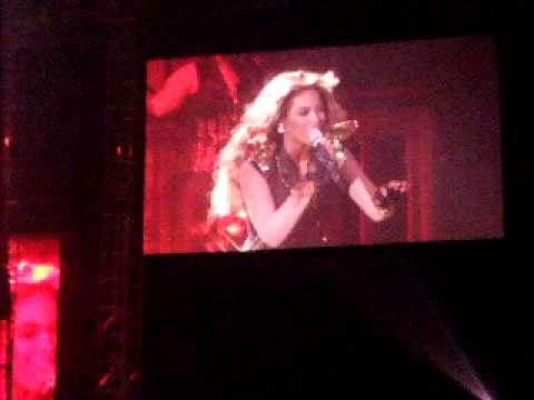 Beyonce 'I AM' World Tour in Seoul (Hello)