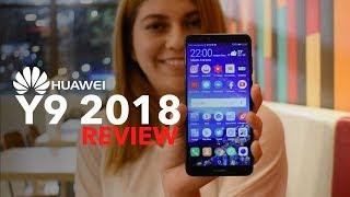 Huawei Y9 2018 - Review emui