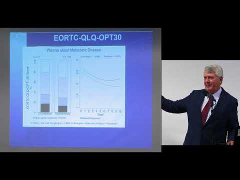 Survivorship and Patient Quality of Life, Dr. Bertil Damato