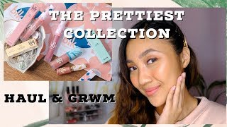 NEW BLK K-BEAUTY COLLECTION! FIRST IMPRESSIONS &amp DEMO ON MORENA SKIN! Via Silverio