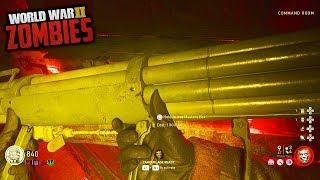 WW2 ZOMBIES - PRESTIGE GLITCH IN ZOMBIES - WHAT HAPPENS?! (Call of Duty WW2 Zombies)
