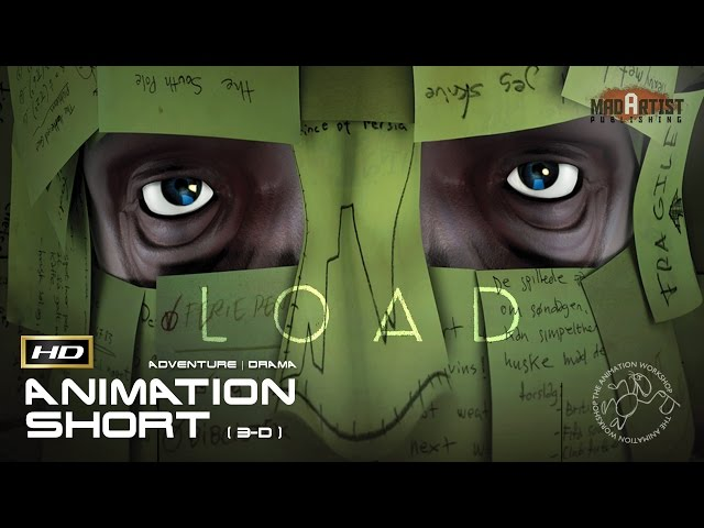 LOAD (HD) Man covered with responsibilities changes his life (3D Animation by Animation Workshop)