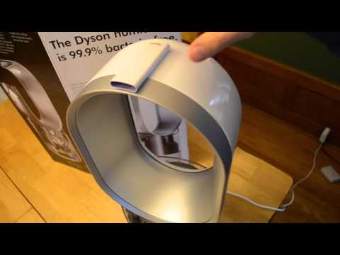 Dyson AM10 Humidifier Review and Unboxing
