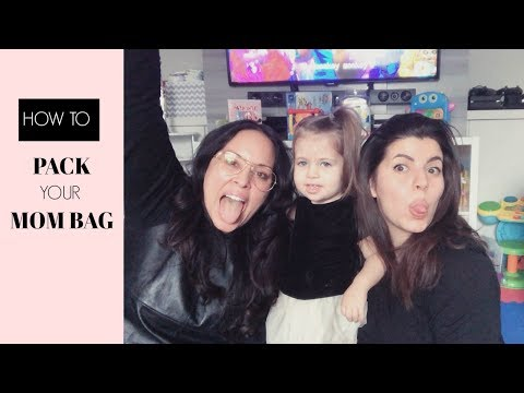 What's in a Mom's Bag / Diaper Bag?