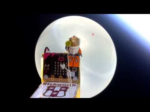 Rishworth School Space Programme - First BBC micro:bit in near space