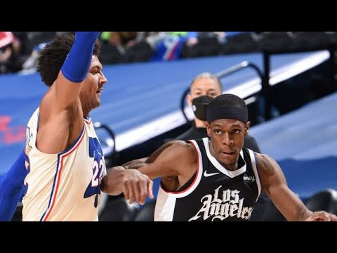 LA Clippers vs Philadelphia 76ers: faits saillants du match | 16 avril | Saison NBA 2021