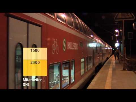DHL HUB Leipzig - Das Luftfrachtdrehkreuz im Herzen Europas - [UNTERTITEL: Deutsch]