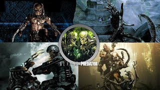 Aliens vs Predator - ALL BOSS BATTLES (Xbox One Backwards Compatible)