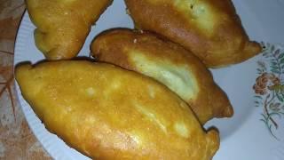 Пирожки с тыквой( рис с тыквой) Язык отъешь( или уши)