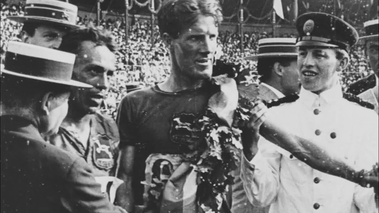 Download 1912 Stockholm Olympics - Tennis, Football, Wrestling & Marathon