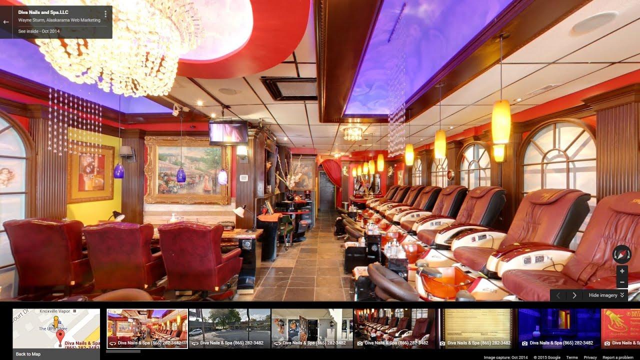 Diva Nail salon Knoxville, TN | Nail Bar | Nail Spa | manicure ...