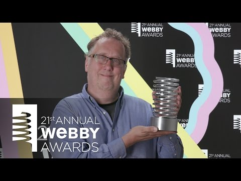 American Public Media's 5-Word Speech at the 21st Annual Webby Awards