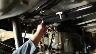 Installing A Gooseneck Hitch: Bulldog Underbed 9470-48 On A 2011 Ford F250 Sd
