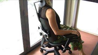 Duorest ergonomic office chair