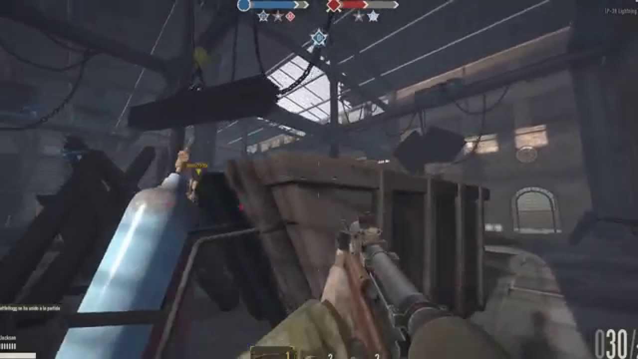 Heroes And Generals Walker Update M1 M2 Scope Carbine