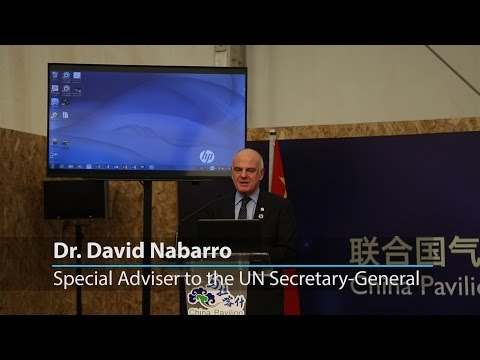 """UN Special Adviser hails developing countries' """"great contributions"""" to #ClimateAction"""