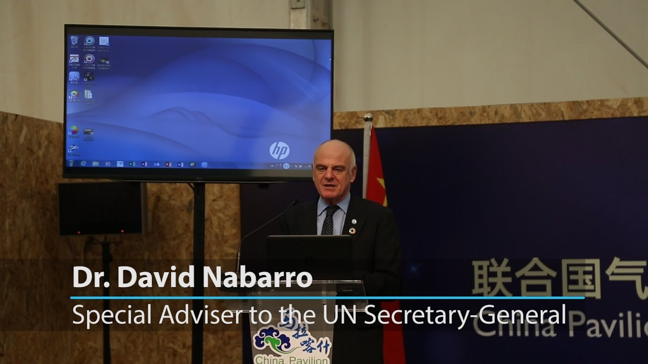 "UN Special Adviser hails developing countries' ""great contributions"" to #ClimateAction"