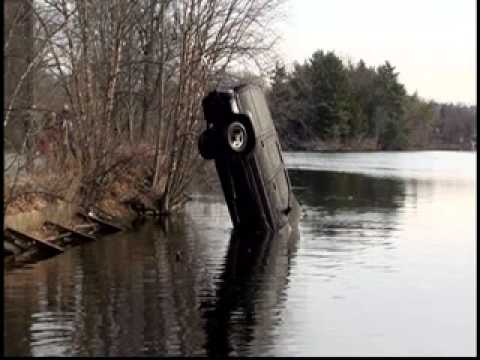 Vehicle #2 and #3 Pulled from Merrimack River in Methuen, MA