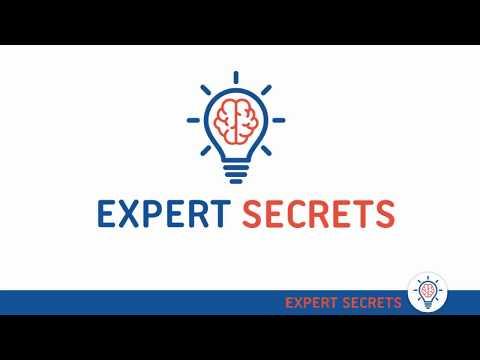 Free Expert Secrets Webinar By Russel Brunson new book free!
