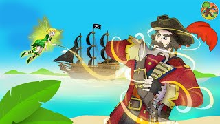 Peter Pan | KONDOSAN Hörspiel zum einschlafen | Märchen für Kinder Folge 15