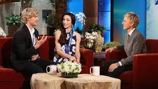 Meryl Davis and Charlie White Talk