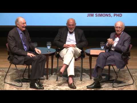 Mind Brain Lecture 2016: with Alan Alda, Eric Kandel and Jim Simons