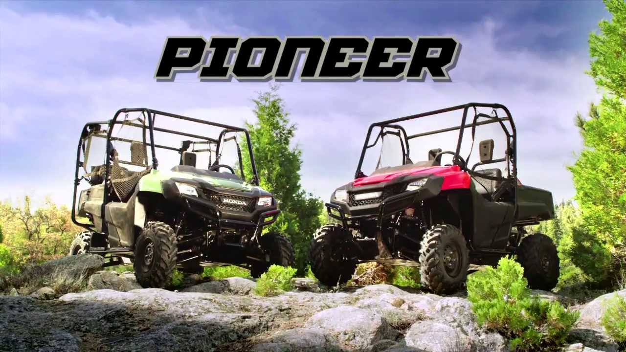Image result for Honda Pioneer