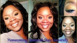 Homecoming Makeup Tutorial : SSU Thumbnail