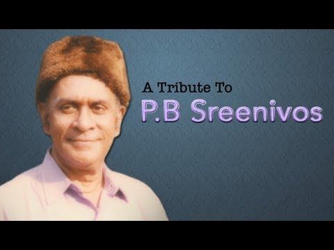 A tribute to PB Sreenivos Vol 2 | Telugu Hit Songs | Jukebox