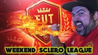 WEEKEND SCLERO LEAGUE - VEDIAMO COME VA A FINIRE