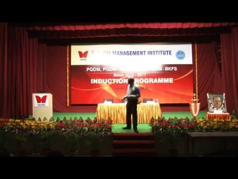 Induction Program Batch 2015-2017 Part # 2/16
