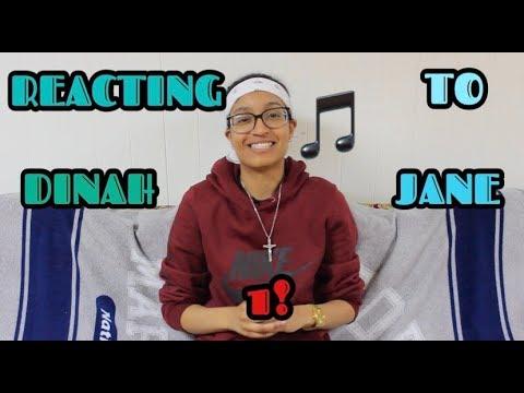 REACTING TO DINAH JANE 1!