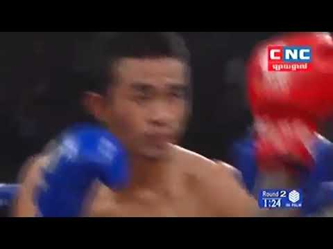 Download Soth Bunthy vs Pok Daengthai, CNC Kun Khmer Kickboxing 2