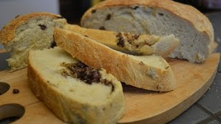 Olive Bread Recipe (with Garlic And Za'atar) - Episode 26 - Reveena's Kitchen