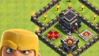Clash of Clans 'SUPER FARMING' vs LOW BASES! I NEED MORE POWER!