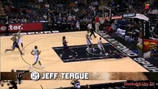 NBA Shaqtin' A Fool Midseason Awards Worst Play By An Allstar