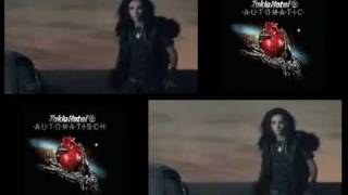 Tokio Hotel - Automatic / Automatisch [Both videos + both audio mix/comparison]