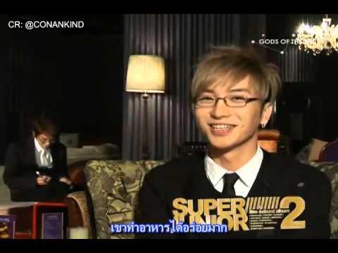 [ซับไทย] Super Junior Relay Talk #5 - Leeteuk to Ryeowook