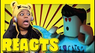 Jewelry Store Heist | Roblox Animation | Denis Reaction | AyChristene Reacts