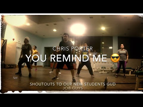 #chris porter - you remind me dance choreography