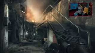 NoThx playing Wolfenstein: The New Order EP01