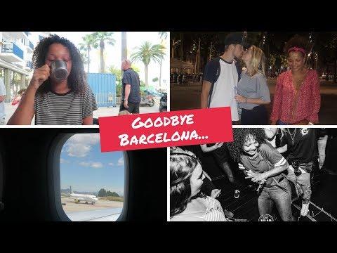 Weekvlog #79 Leaving Barcelona... 😰 | LIFE AS AN INTERN