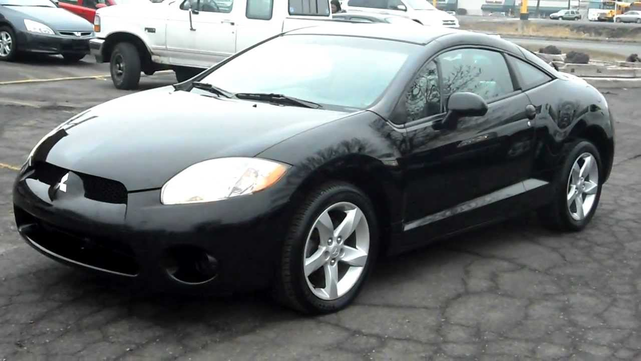 2006 Mitsubishi Eclipse GS, 2dr Coupe, 2.4 4cyl, 5 Speed, LOADED, 66,000  Miles!!!   YouTube