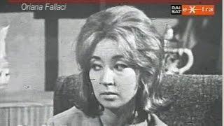 Interviste ad Oriana Fallaci (fra il 1961 e il 1993)