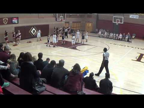 Faith Lutheran vs Rosemary Clarke Middle School January 8, 2016 2nd Half